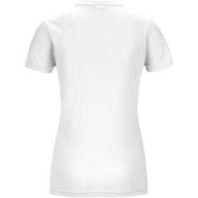 Maier Sports Waltraud T-shirt manches courtes Femme, white